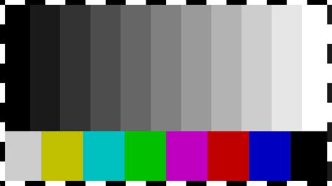 hd test pattern download channel 6 television denmark test patterns english