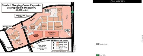 stanford shopping center map go to the palo alto community dialogue section for sand hill road and post comments about