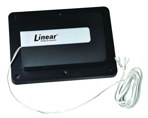 linear gd00z 4 z wave garage door opener remote controller