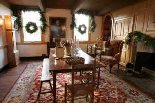Colonial dining colonial rooms colonial homes colonial interiors late