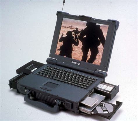 rugged notebook getac mobile laptop meets the environmental specifications for computing