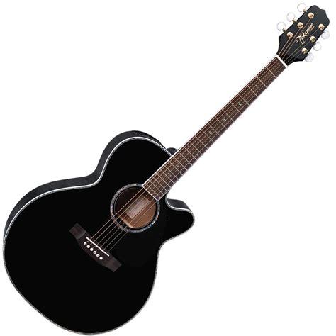 Guitar Black takamine acoustic electric guitar black eg541dlx stylezit