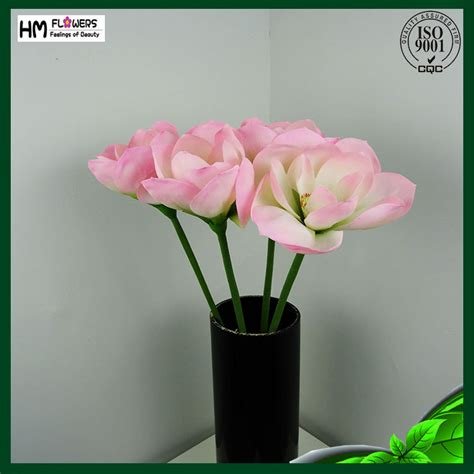 lotus flower touch l touch lotus import china silk flowers buy import