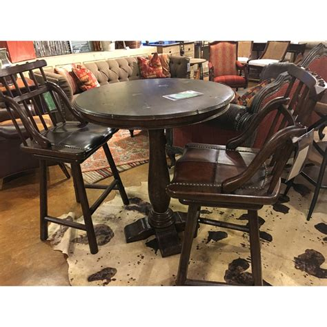 Hickory Park Furniture by Table And Stools 493358 493448 Jonathan Charles Sale
