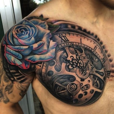 cool tattoo inspiration chest tattoos men best art design 12 inspiring mode