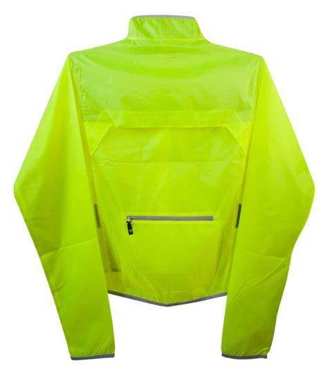yellow jacket design house gmbh tall windbreaker jacket visibility yellow