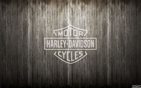 Lu Reflika Harley 5 Inch harley davidson logo white background wood grey by favorisxp on deviantart
