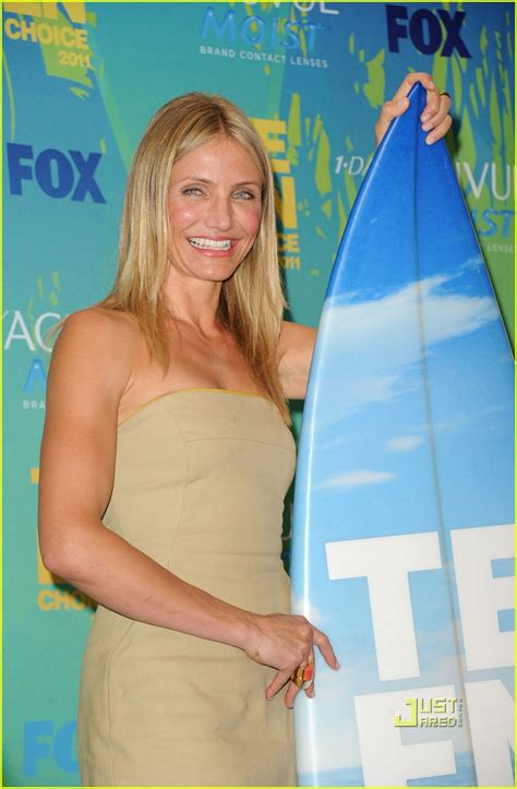 Choice Awards Cameron Diaz by Cameron Diaz Choice Awards 2011 Photo 2567981