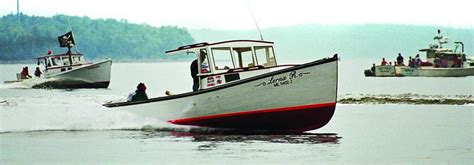 fast lobster boats the saga of the lorna r maine boats homes harbors