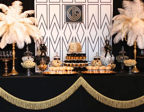 great gatsby themed decorations gatsby inspired birthday party printables by i heart to