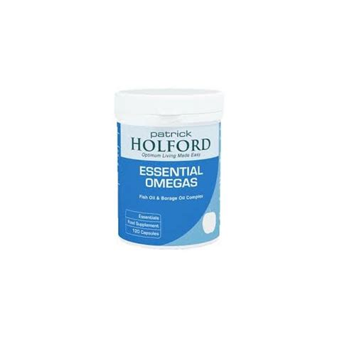 Holford Detox by Holford Essential Omegas 120 S Holford