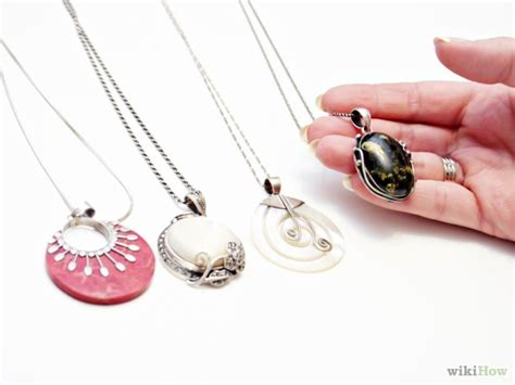 how to buy sterling silver jewelry 7 steps with pictures