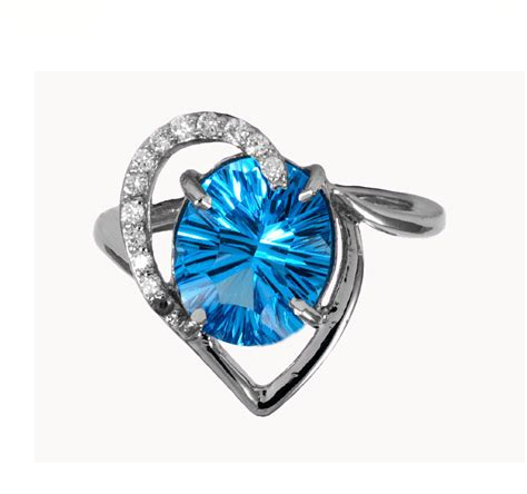 Chagne Topaz 5 16ct shop rings from plainfield s favorite designers
