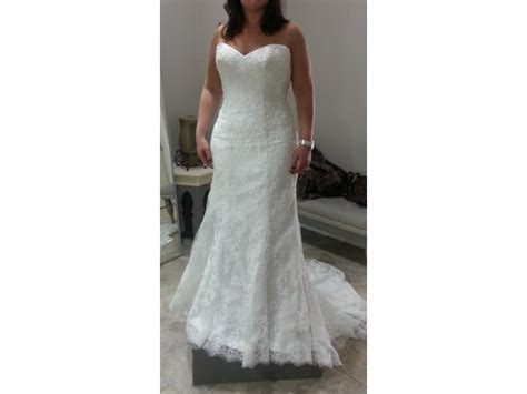 Wedding Dresses 800 by Maggie Sottero Chesney 800 Size 12 Used Wedding Dresses