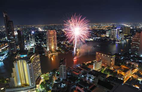 bangkok new year package panorama destination