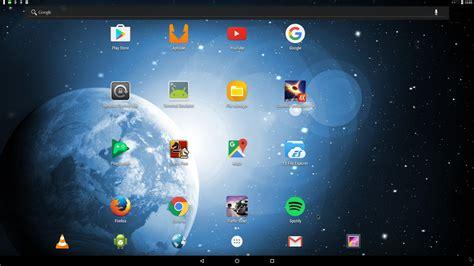 Android X86 Nougat android 7 0 nougat andex android x86 custom