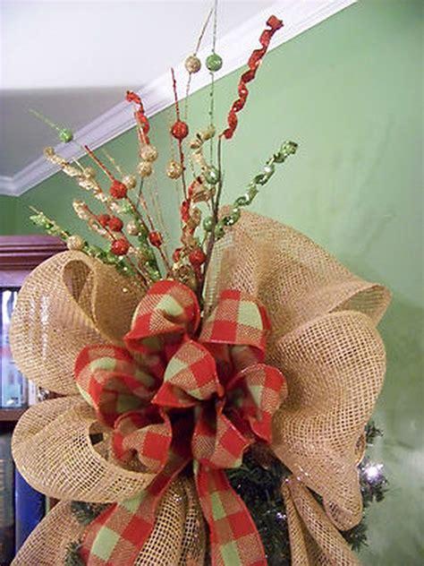 beautifully christmas tree topper ideas  decomagz