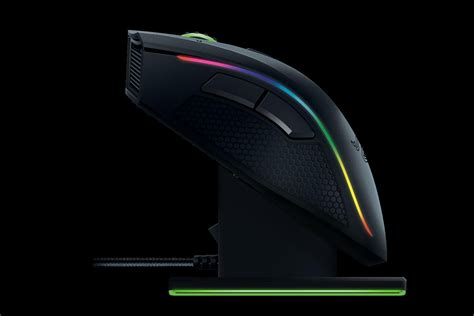 Mouse Razer Black Mamba razer s new mamba mouse has most accurate laser and