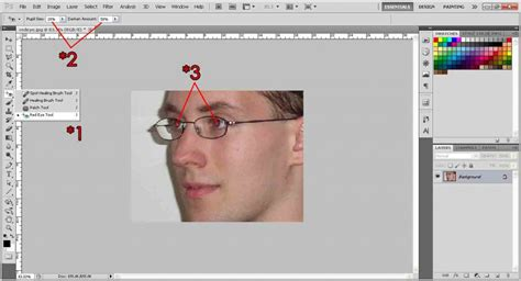 Photoshop Cs5 Red Eye Tool Tutorial | photoshop red eye removal tool cs5 toeterka