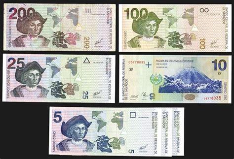 banco central de reserva de el salvador banco central de reserva de el salvador 1998 dates