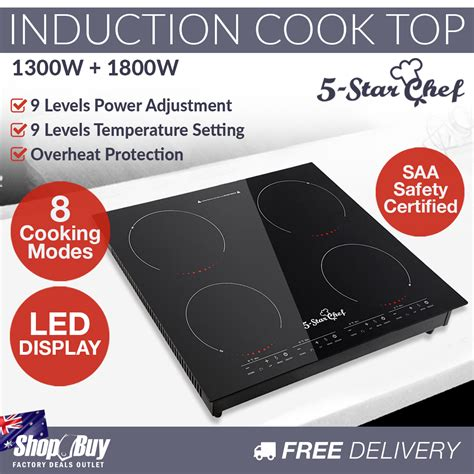 ceramic or induction which is best induction cooktop electric stove 4 burner ceramic hotplate cook top cooker ebay