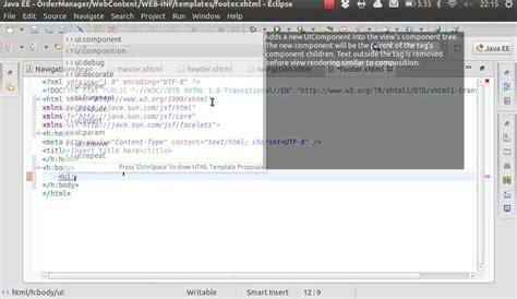 layout template primefaces 06 javaee6 primefaces tutorial templates css layout