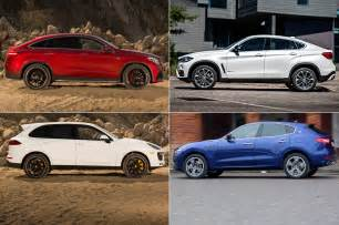 Maserati Porsche Styling Size Up 2017 Maserati Levante Vs Luxury Suv