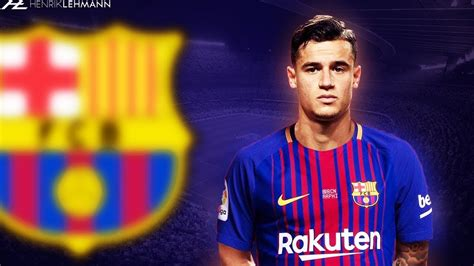 barcelona coutinho philippe coutinho to barcelona from liverpool in 163 142m