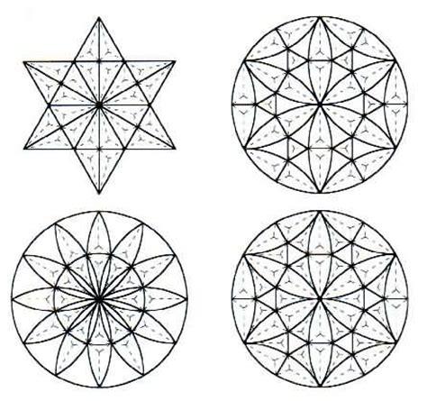 figuras geometricas hechas con compas dibujos geom 233 tricos a l 225 piz dibujos a lapiz