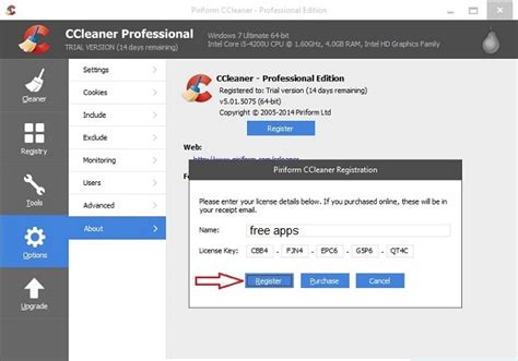 cc cleaner pro apk ccleaner professional key free for you apps for windows