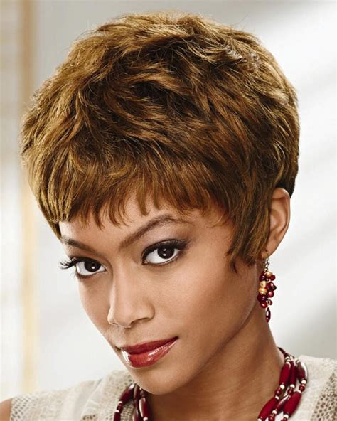 itip extensions in pixie short wavy layered pixie wigs in 100 human hair best