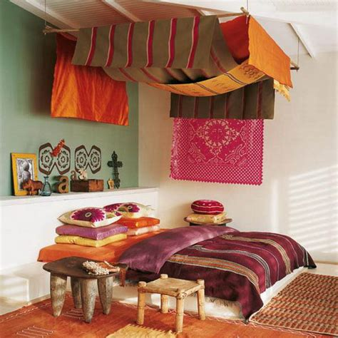 fabric home decor ideas 16 bedroom decorating ideas with exotic african flavor