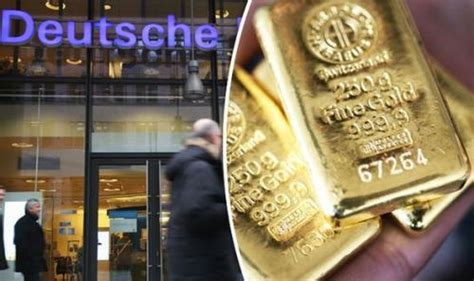 deutsche bank gold deutsche bank tries to explain failure to deliver physical