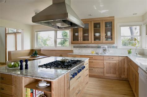 Hillsdale kitchen   Contemporary   Kitchen   Denver   by Lawrence and Gomez Architects