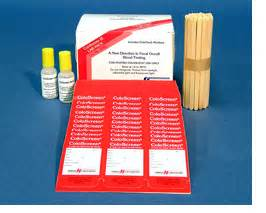 coloscreen fecal occult blood test fobt discovery