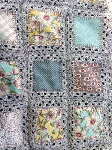 Crochet Quilt Pattern by Fabric Crochet Quilt Is The Project You Ve Been Looking For