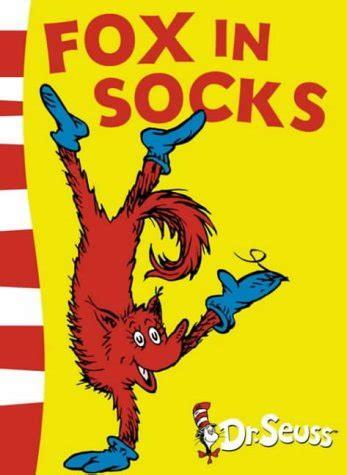 0007158475 fox in socks children s literature 171 seussblog 171 page 2