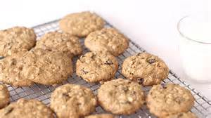 a whole grain oatmeal whole grain oatmeal raisin cookies martha stewart