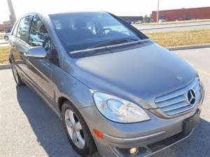 2006 mercedes b class b200 certified and e tested