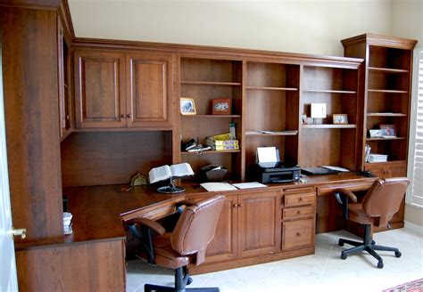 home office built in furniture built in desk unit haus custom furniture sarasota