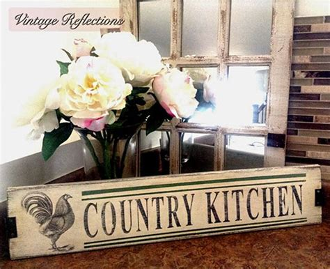 Country Kitchen Wall Decor Ideas 9 diy vintage rooster projects the graphics fairy