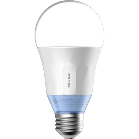 tp link light bulb tp link lb120 wi fi smart led bulb with tunable white light