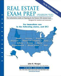 oregon real estate prep the complete guide to passing the oregon real estate broker license the time books real estate prep pearson vue the authoritative