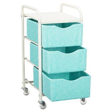 bathroom storage cart mini dot ready to roll storage 18 best images about household products on pinterest