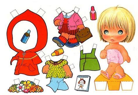 modelos de papel para recortar gratis las 100 mejores mu 241 ecas recortables gratis juguetes