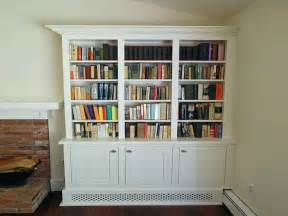 Bookshelve Ideas Storage Shaker Style Bookcase Ideas With White Theme