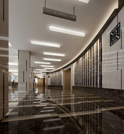 Modern Business Interiors by Modern Business Center Interior 3d Cgtrader