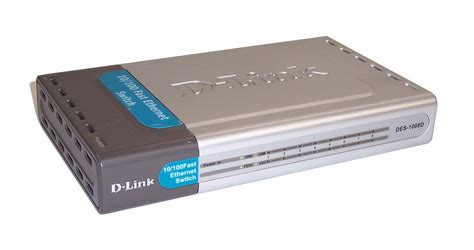 D Link Des 1008 8 Port Switch d link des 1008d h w ver g2 8 port 10 100 fast ethernet