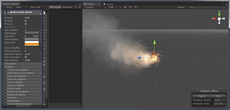 shuriken particle effects in unity 3 53d game engine shuriken particle effects in unity 3 53d game engine