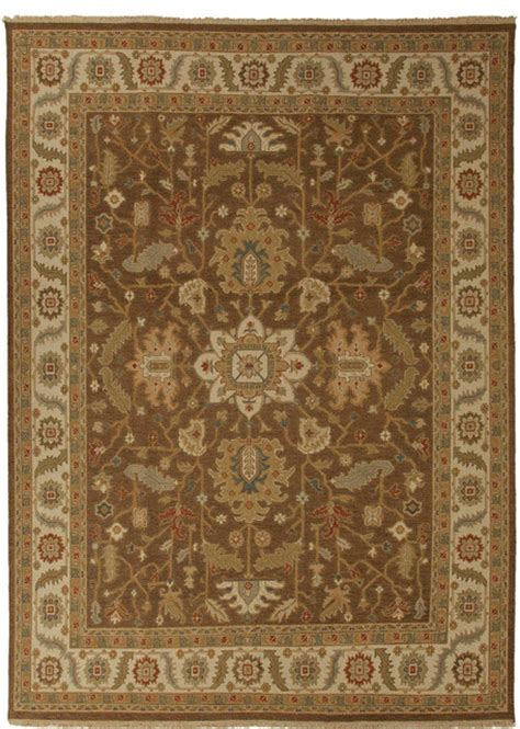 wool area rugs 4x6 knotted pattern wool brown ivory area rug 4x6 midcentury area rugs by